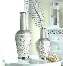 pottery barn large mercury glass vase oversized vases oversize beautiful big home decor tall kitchen table