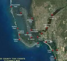 Locations Of Tide Charts Simply Sanibel Captiva Sanibel