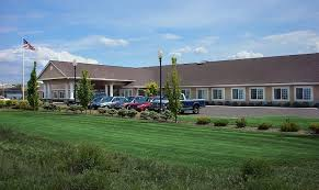 front at callaway gardens alzheimer s special care center in kennewick