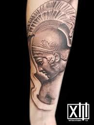 сделать татуировку в омске у опытных мастеров в студии Tatoo Xiii