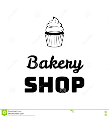 Cream Dessert Cakes Bakery Logo Or Emblem For Food Cafe Or