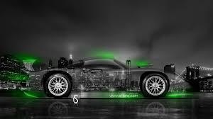 porsche crystal city car