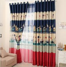 Elegant 2017 Thick Blackout Curtains Sheers Boys Girls Bedroom Curtains  Curtains For Kid Bedrooms Decor