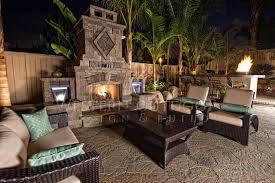 outdoor fireplace paver patio: pavers fireplace backyard patios design pavers fireplace backyard design pavers fireplace backyard patios design