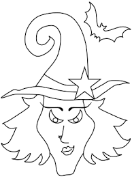 Free halloween printable decorations, halloween printable activities, printable halloween puzzles, printable halloween games, halloween printable the free printable is available in black and white or color. Halloween Coloring Pages