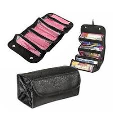 cosmetic bag makeup case pouch toiletry organizer