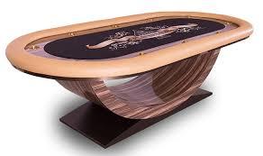 custom poker tables. Executive U Custom Poker Tables