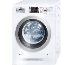 Washing Drying Machine Buy Bosch Serie 6 Wvh28422gb Washer Dryer White Free Delivery