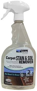 shaw r2x carpet sn soil remover 32 ounces spray