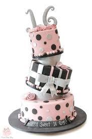 80 Birthday Cake Ideas For Sweet 16 Sixteen Birthday Cakes Sweet