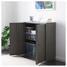 ikea kitchen cabinet dimensions best of ivar cabinet with doors grey 80 83 cm ikea