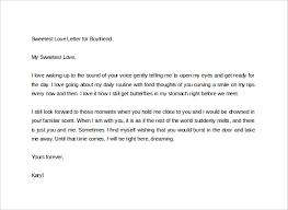 Sweetest Love Letter for Boyfriend