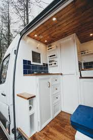 Van Conversion Interior Design The Perfect Way Campervan Interior Design Ideas 22 Van