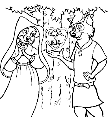 Small Picture Disney Robin Hood Coloring Book Coloring Pages