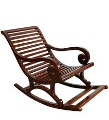 Wooden Rocking Chair RCK0005
