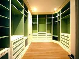 Bedroom Walk In Closet Designs Simple Design