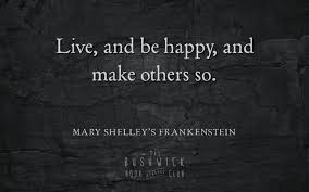 Frankenstein Quotes Mesmerizing 48 Quotes From Mary Shelley's Frankenstein Written Word