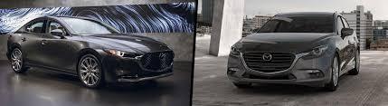 2019 Mazda 3 Versus 2018 Mazda 3 Comparison In Tuscaloosa Al