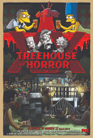 5 All The Simpsons Treehouse Of Horror Episodes