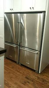 kitchenaid bottom freezer refrigerator kitchenaid fridge bottom freezer