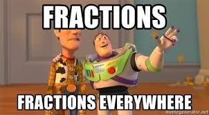 Image result for fraction memes