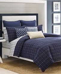 Nautica Bedroom Furniture Closeout Nautica Brindley Bedding Collection 100 Cotton