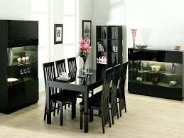 black dining table chairs full size of dining room room table sets dining table set extendable
