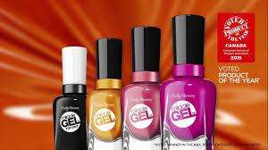 miracle gel nail polish how to en sally hansen canada