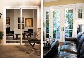 sliding glass door vs french door