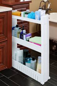 Kitchen Bathroom Laundry Slim Slide Out Pantry Cabinet Slim Slide
