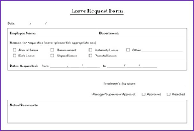 Sample Vacation Request Form Classy Employee Vacation Request Form Template Flybymediaco