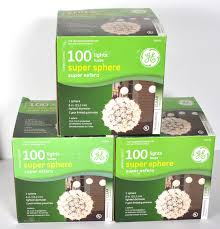 Super Sphere Lights Upc 087449759065 Christmas 100 Lights Super Sphere Clear