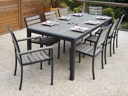 Ensemble table chaise exterieur table de jardin metal pliante ...