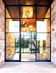 modern front doors with glass modern glass entry door modern glass front door glasetal