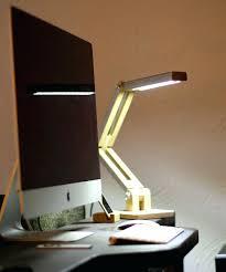 computer desks computer desk light wood lamp exceptional photo led lights bar computer desk light