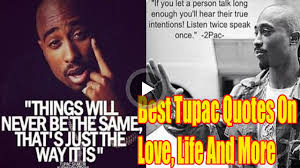 Tupac Quotes About Love Cool Best Tupac Quotes On Love Life And More YouTube