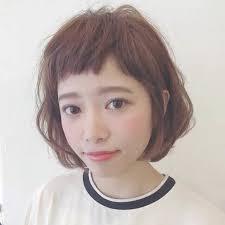 ボブパーマの髪型なら外国人風になれます Getbeauty Pretty Hair