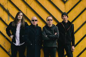 Stream The Wire Premiere Stream The Self Titled New Album From Art Punk Legends
