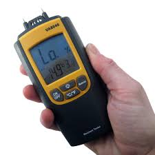 moisture meter for wood. digital moisture meter wood timber damp tester detector, caravan, camper va8040 for p