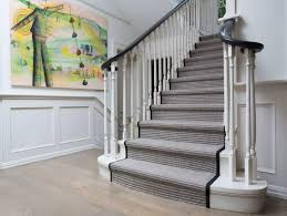 Image of: Carpet Runner for Stairs Lowes