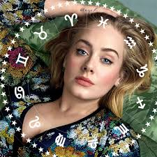 The Astrological Chart Of Taurus Adele See Her Personal