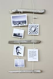 5 Creative Ways to Hang Artwork Without a Frame-this one would be  especially cool