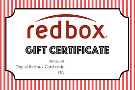 how do i a redbox gift card photo 1