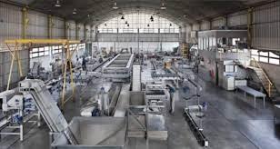 Resultado de imagen para maquinarias industriales capacidad ociosa