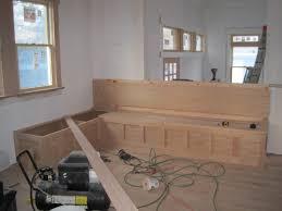Built In Bench Plans #8 Built In Kitchen Bench 99 Stunning Design On Build  Kitchen .
