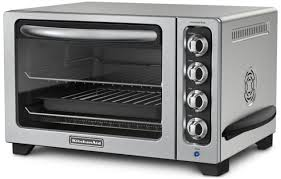 kitchenaid steel 12 convection countertop toaster oven model rr kco223cu