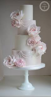 the 25 best pink wedding cakes ideas