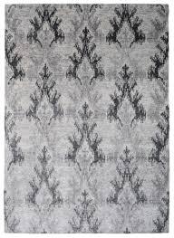 bamboo ikat blue by the rug company the rug company ikat rug