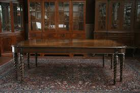 Dining Room Table Henredon Dining Room Table American Made Dining Room Table 8 Leg