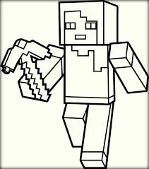 Minecraft Printable Coloring Pages Fresh Minecraft Coloring